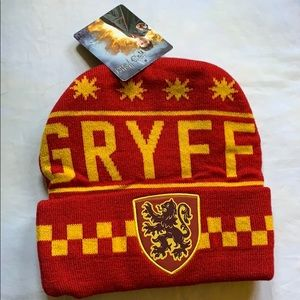 Harry Potter Gryffindoor Hat